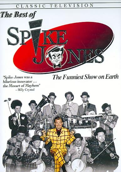 BEST OF SPIKE JONES BY JONES,SPIKE (DVD)